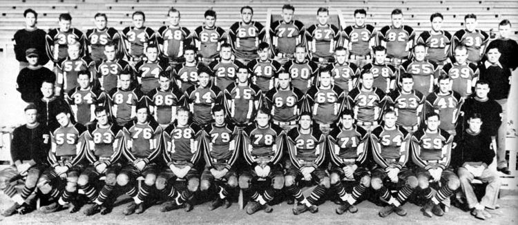 1940 Texas Tech Red Raiders football team
