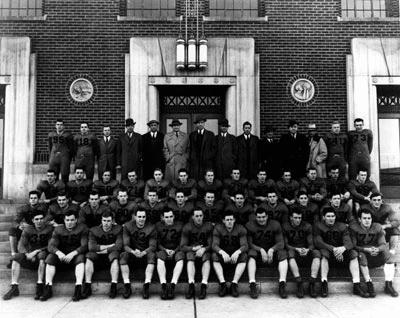 1941 college football season wwwtiptop25com1941minnpng