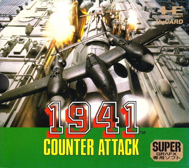 1941: Counter Attack wwwpcenginecoukHiRes1941CounterAttackBoxF