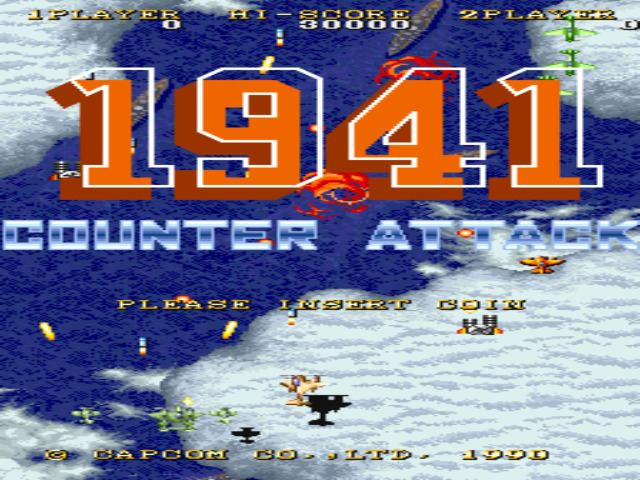 1941: Counter Attack 1941 Counter Attack World ROM lt MAME ROMs Emuparadise