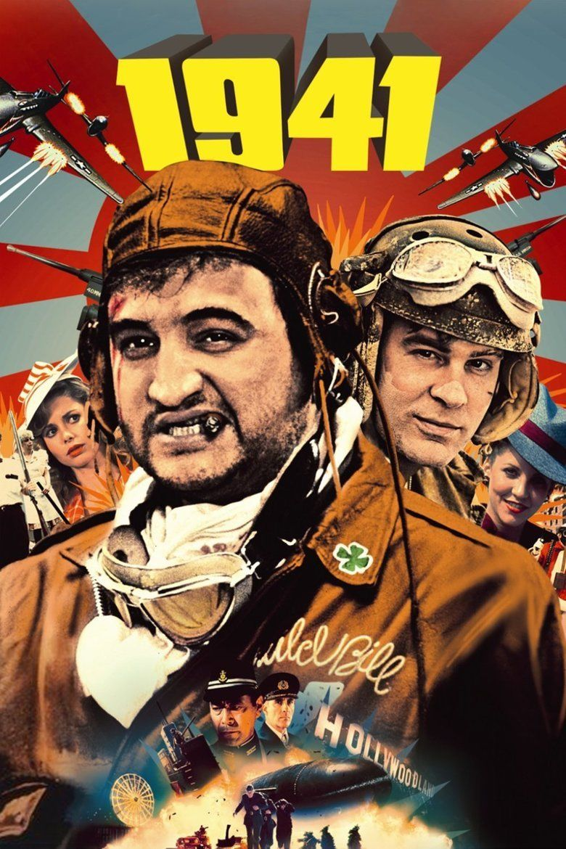 1941 (film) movie poster
