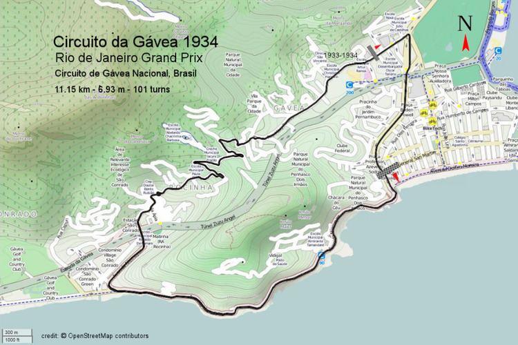 1941 Rio de Janeiro Grand Prix