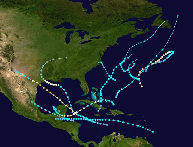 1942 Atlantic hurricane season