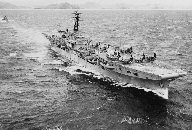 1942 Design Light Fleet Carrier