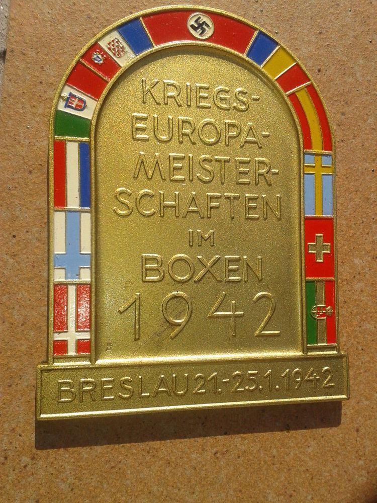 1942 European Amateur Boxing Championships