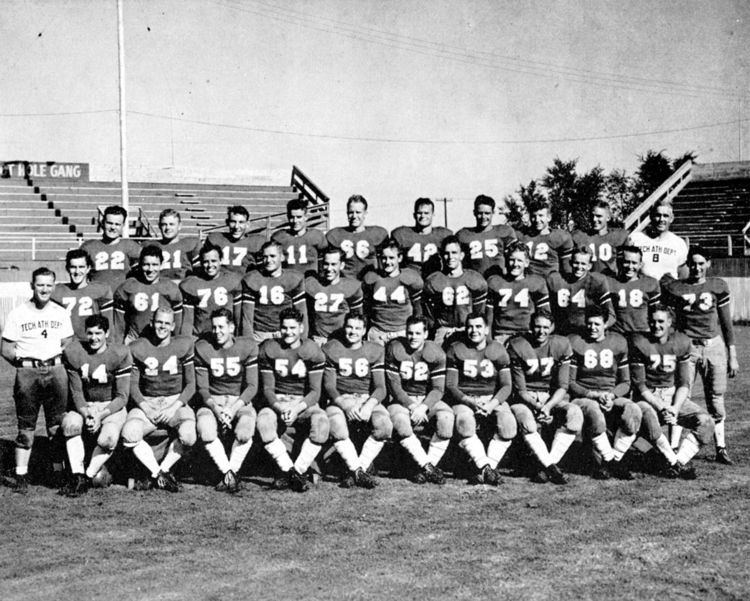 1942 Texas Tech Red Raiders football team