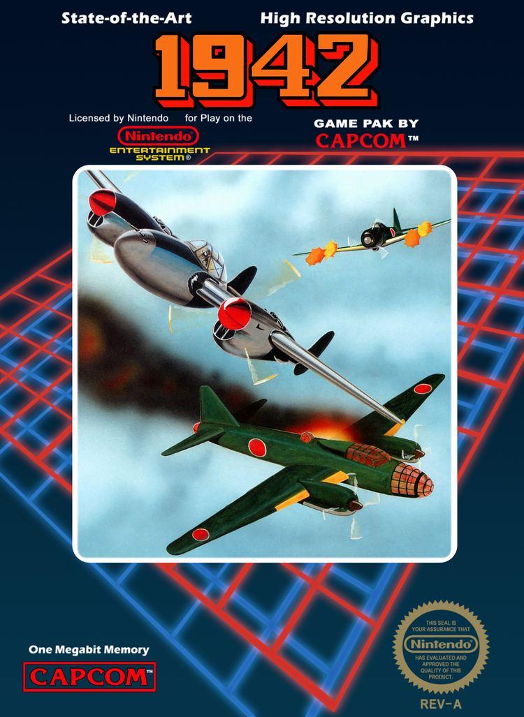 1942 (video game) httpssmediacacheak0pinimgcomoriginals44