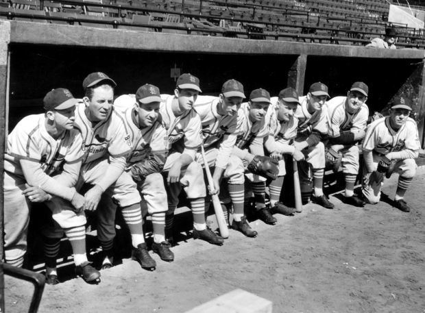 1942 World Series A Look Back Worried by the war St Louisans slow to revel in 1942