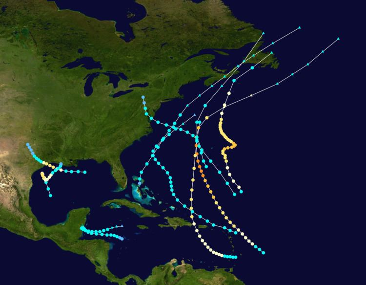 1943 Atlantic hurricane season