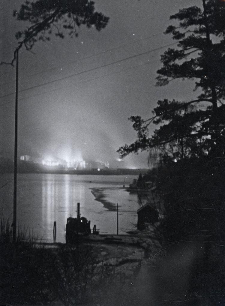 1943 Filipstad explosion