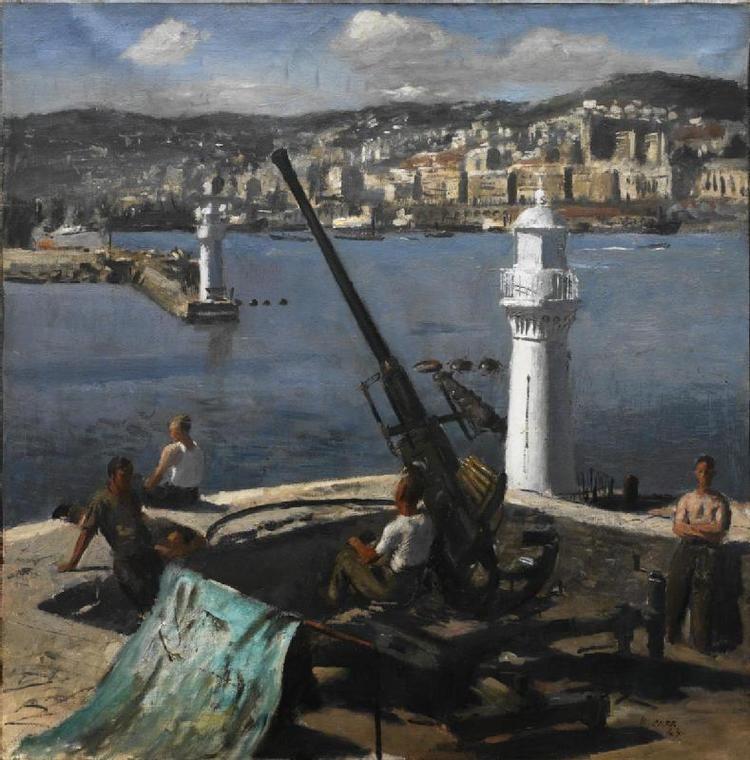 1943 in art