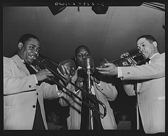 1943 in jazz