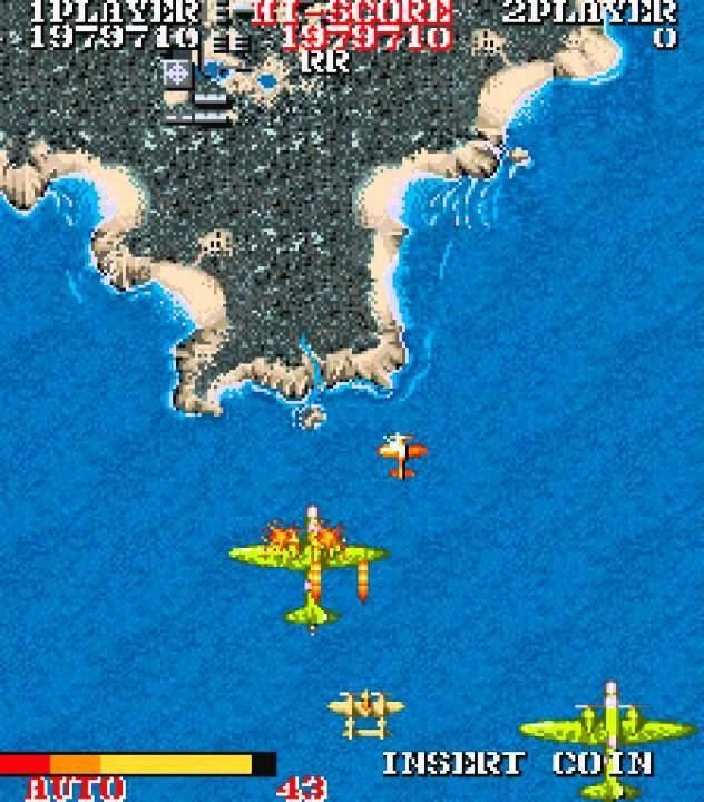 1943: The Battle of Midway 1943 The Battle of Midway Arcade Full Run on Level 16 Hardest