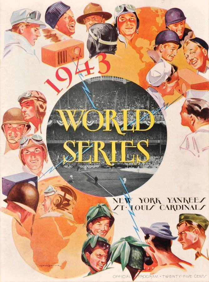 1943 World Series wwwbaseballalmanaccomimages1943WorldSeries