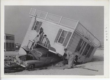 1944 Great Atlantic hurricane Hurricane Irene39s predecessor The Great Atlantic Hurricane of 1944