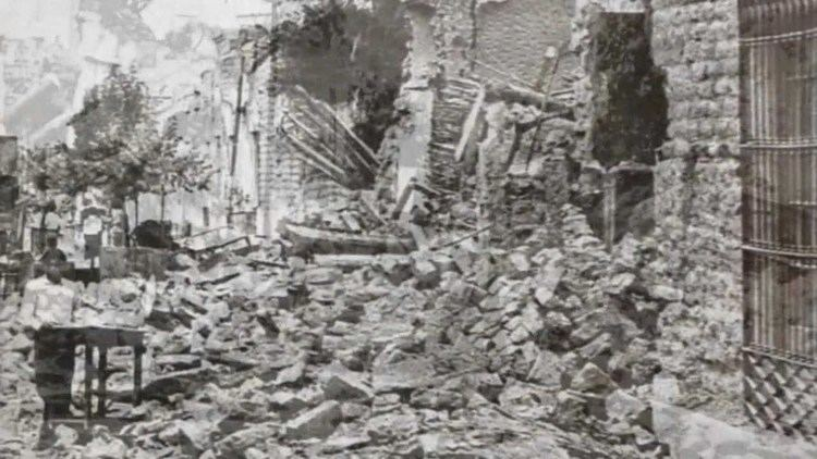 1944 San Juan earthquake San Juan Earthquake 1944 YouTube