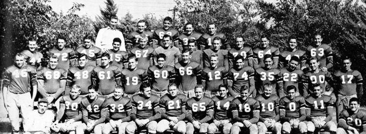 1944 Texas Tech Red Raiders football team