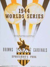 1944 World Series 1944 World Series by Baseball Almanac