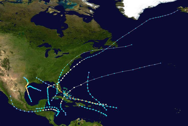 1945 Atlantic hurricane season