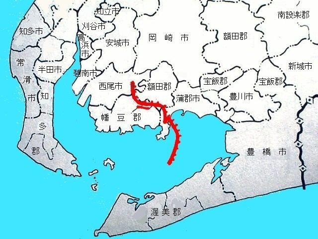 1945 Mikawa earthquake trplanrcgamagoriaichijpkyoikuqandaphotop0