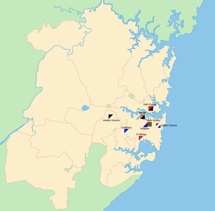 1945 NSWRFL season