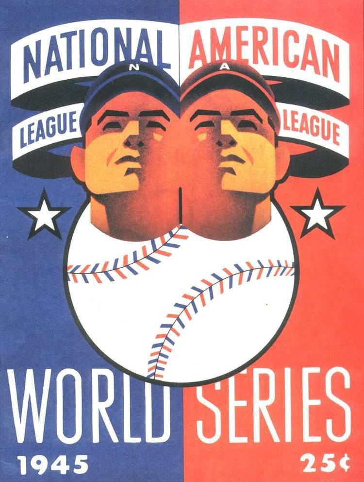 1945 World Series wwwcubsbythenumberscomscore1945wsjpg