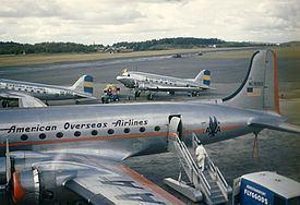 1946 American Overseas Airlines Douglas DC-4 crash httpsuploadwikimediaorgwikipediacommonsthu