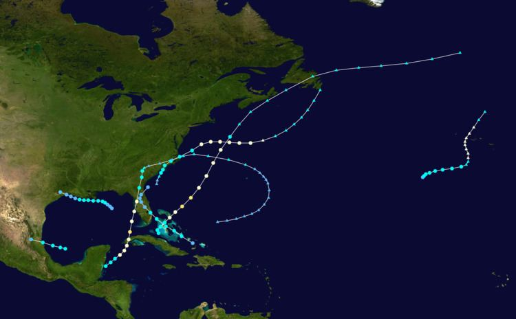 1946 Atlantic hurricane season