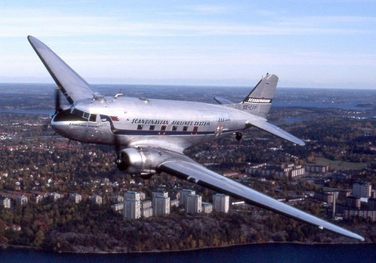1946 Australian National Airways DC-3 crash