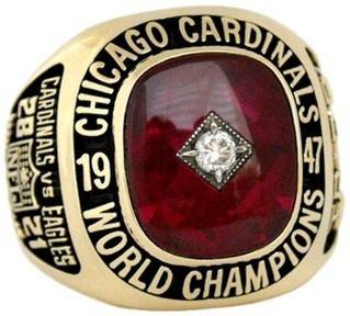 1947 Chicago Cardinals season wwwchampionshipringsnetvvspfilesphotosRNFL4
