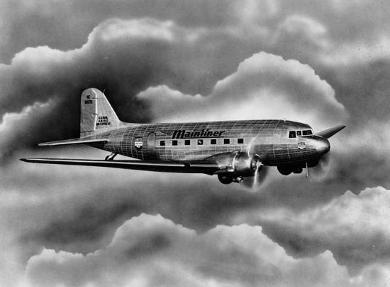 1948 Airborne Transport DC-3 (DST) disappearance uploadwikimediaorgwikipediacommons22aDougla