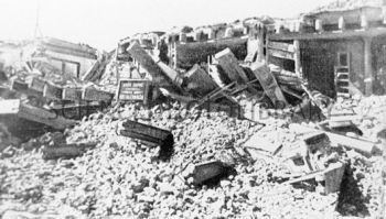 1948 Ashgabat earthquake Human Impact The 1948 Ashgabat Earthquake