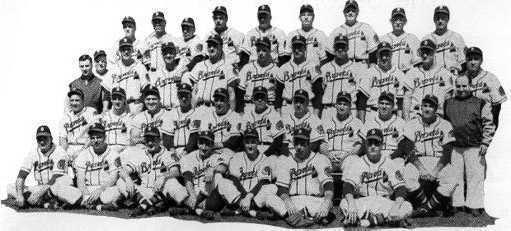 1948 Boston Braves season bostonbravestripodcomimage48teamjpg