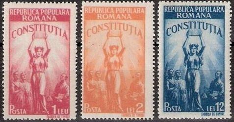1948 Constitution of Romania