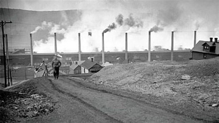 1948 Donora smog In 1948 smog left deadly legacy in Donora Pittsburgh PostGazette