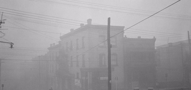 1948 Donora smog The 1948 Donora Smog and the birth of air quality regulations