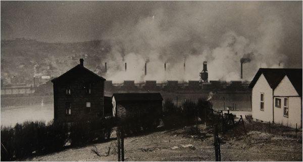 1948 Donora smog The Pennsylvania Center for the Book Donora Smog