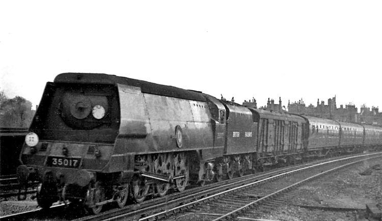 1948 Locomotive Exchange Trials