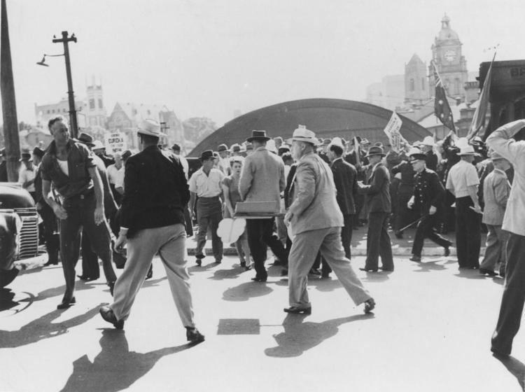 1948 Queensland railway strike