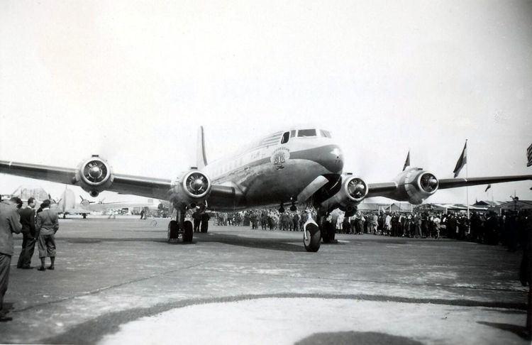 1948 Sabena DC-4 Crash