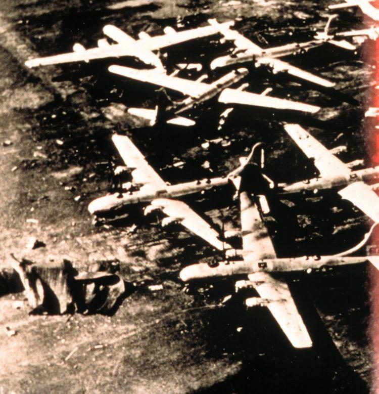 1948 Tinker Air Force Base tornadoes