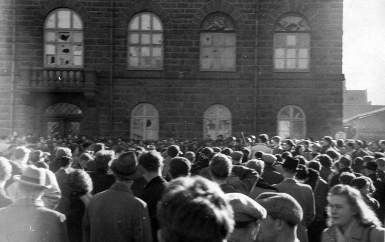1949 anti-NATO riot in Iceland