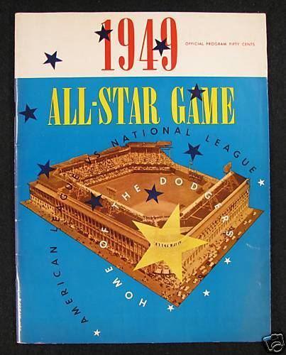 1949 Major League Baseball All-Star Game wwwbaseballcardsandcollectiblescomimgs1949