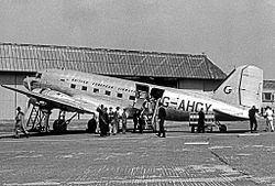 1949 Manchester BEA Douglas DC-3 accident httpsuploadwikimediaorgwikipediacommonsthu