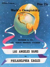 1949 NFL Championship Game goldenrankingscomFootball20Pictures202NFL20C