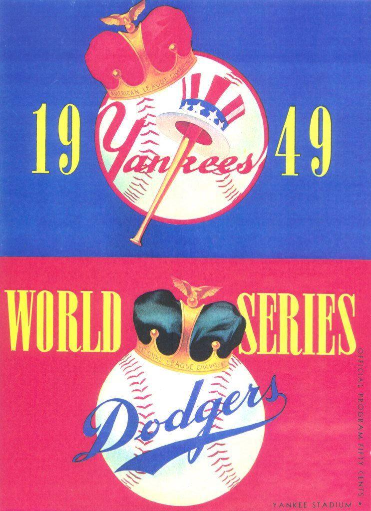 1949 World Series wwwbaseballalmanaccomimages1949WorldSeries