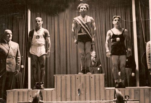 1949 World Weightlifting Championships