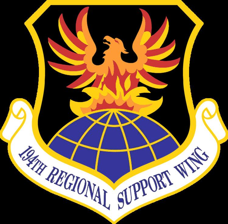 194th Regional Support Wing