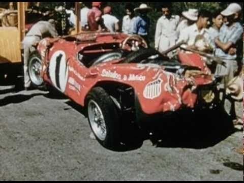 1950 Carrera Panamericana Carrera Panamericana 195054 YouTube