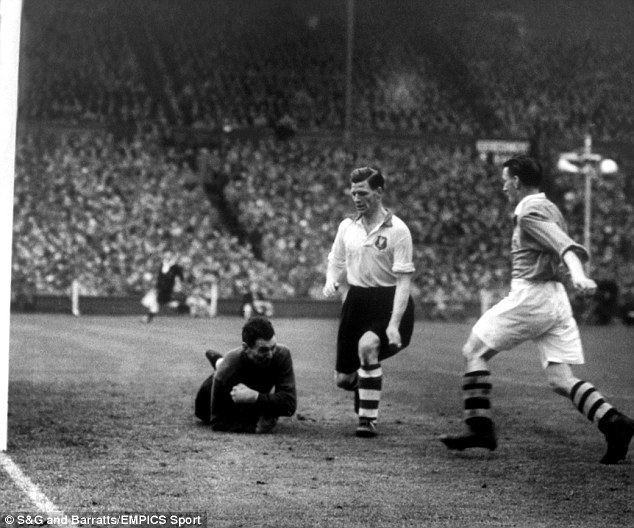 1950 FA Cup Final facup50s19501954 Archivofutbol